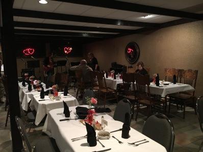 Valentine Dinner 2017